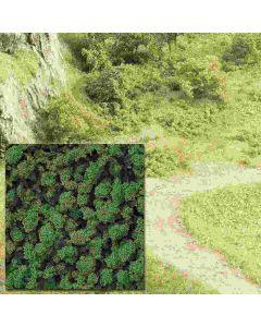 Busch schuimvl. middel groen 7362