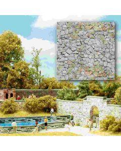 Busch dekopl. 2 st. natuursteen 7422
