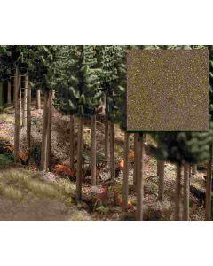 Busch naaldbos bodembedekking 7529