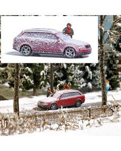 Busch H0 Mini scene auto krabben 7859
