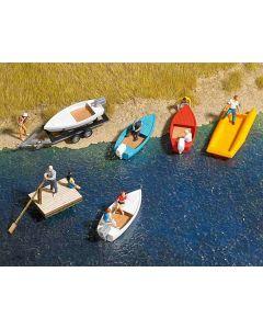 Busch boten set n 8057
