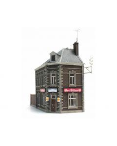 """Artitec H0 Cafe """"De Statie"""" (onbeschilderd) 10.327"""