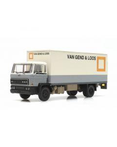 Artitec H0 DAF kantelcabine B, kofferopbouw, v. G&L 487.052.03