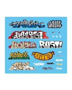 Artitec H0 Graffiti 10.359