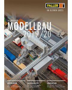 Faller catalogus 2019/2020 Duits
