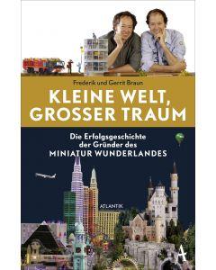 Boek Miniatur Wunderland Kleine Welt, großer Traum