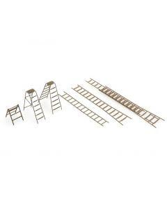 Artitec H0 Ladder-set 387.283