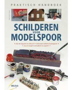 Boek Modelspoor handboek schilderen en weatheren BO03549