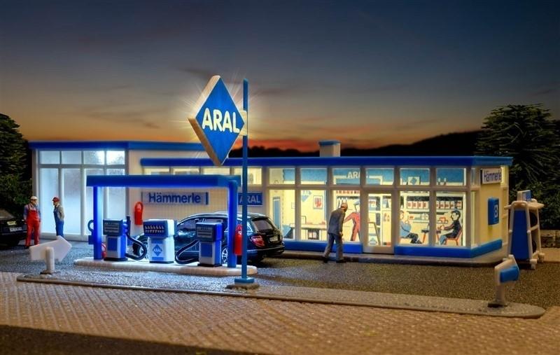 Kibri Aral Tankstation