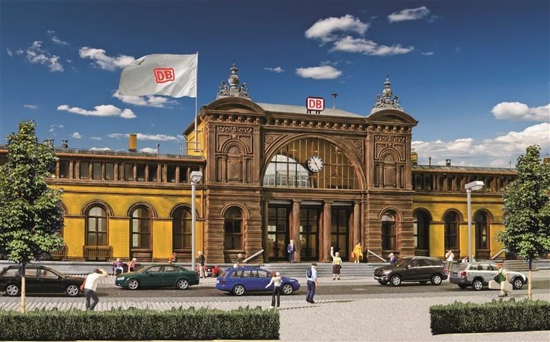 Kibri station Bonn