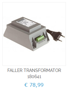 Faller Transformator 180641