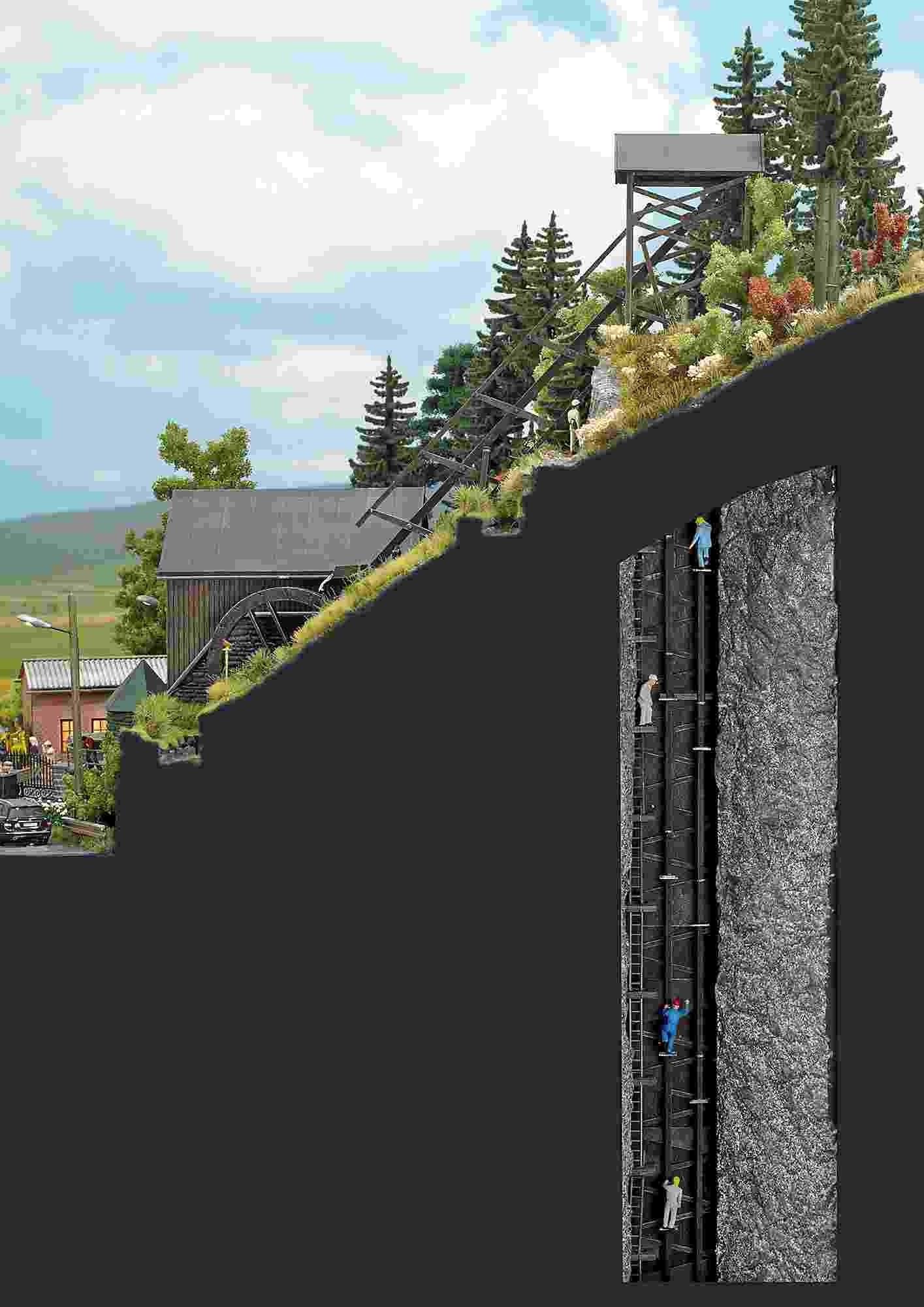 Busch Veldspoor mijnbouw