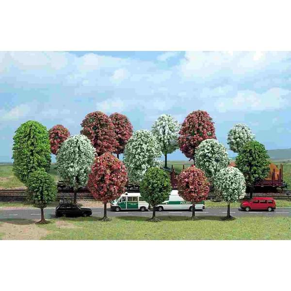 De fruitbomen van Busch