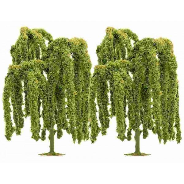 De schitterende loofbomen van Busch