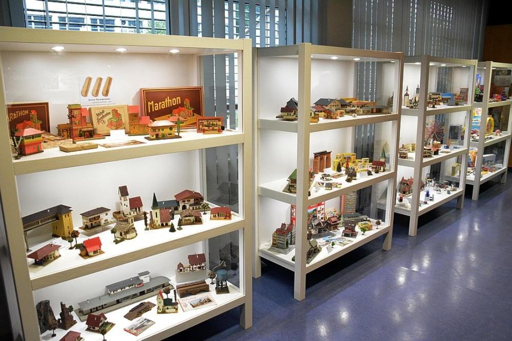 Museum van Faller 70 jaar in vogelvlucht