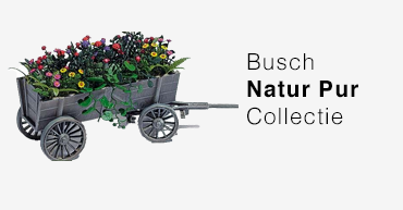 Busch natur pur collectie
